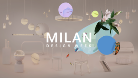 Milan on the couch: jellyfishes, flowers and insects at Milan Design Week