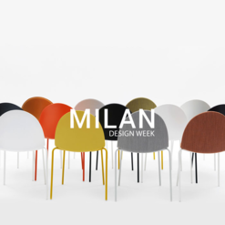 Seating options: conceptual chairs at iSaloni 2017